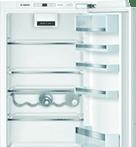 Integrerbare køleskabe